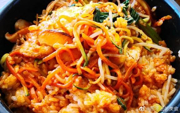 家庭版韩式拌饭,每次都是边拌边流口水,太好吃了!