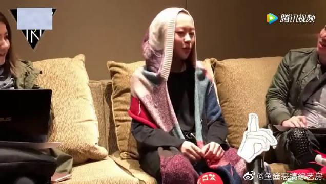 窦靖童新造型亮相,王菲见女儿光头毫无反应?!