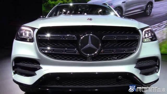 视频:宝马X7终于慌了!2020款奔驰GLS580霸气亮相