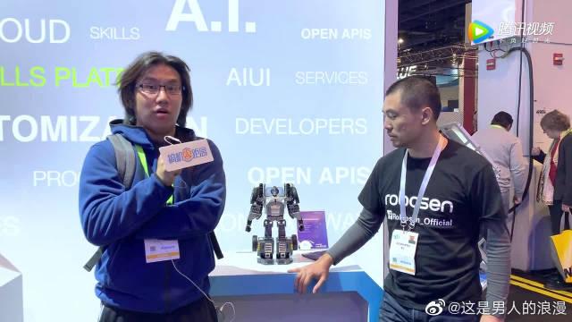 乐森星际特工机器人:能变身会跳舞,支持自主编程