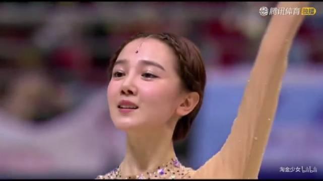 """""""超新星全运会""""陈小纭的艺术体操表演"""