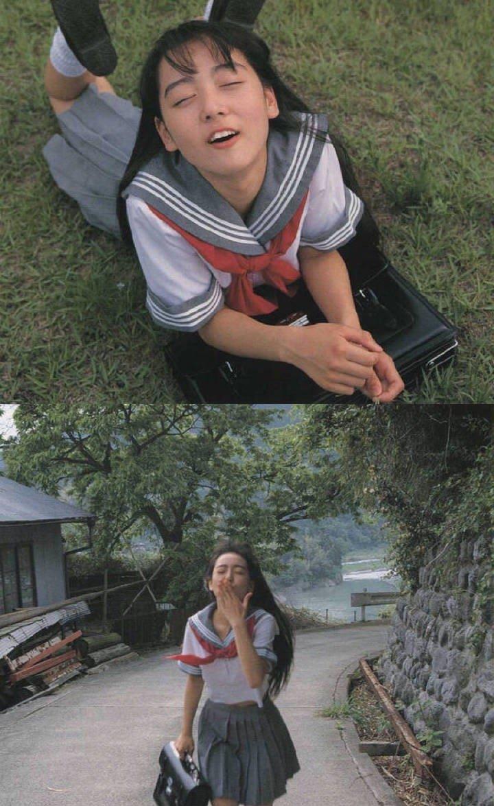 奈良沙绪理《天使12岁》写真集