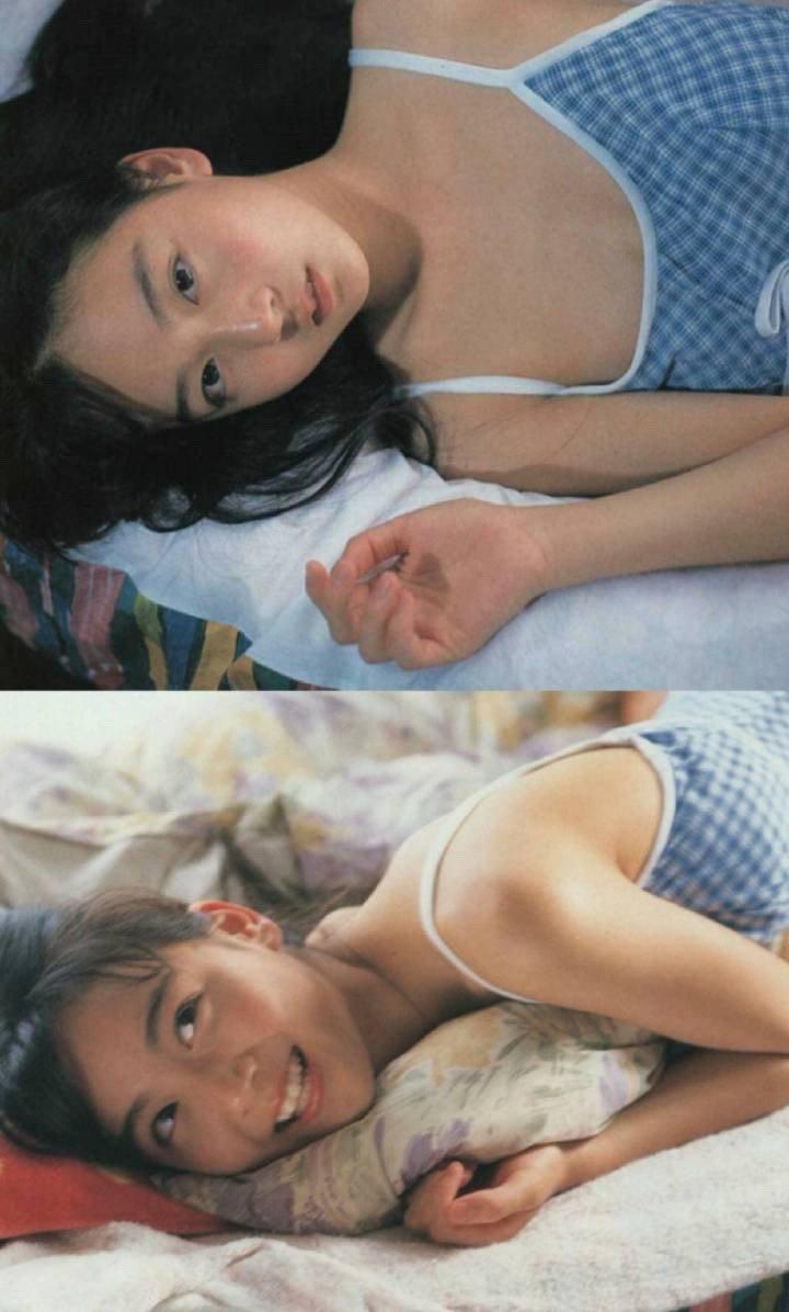 奈良沙绪理《天使12岁》写真集  日本最经典的写真集之一 