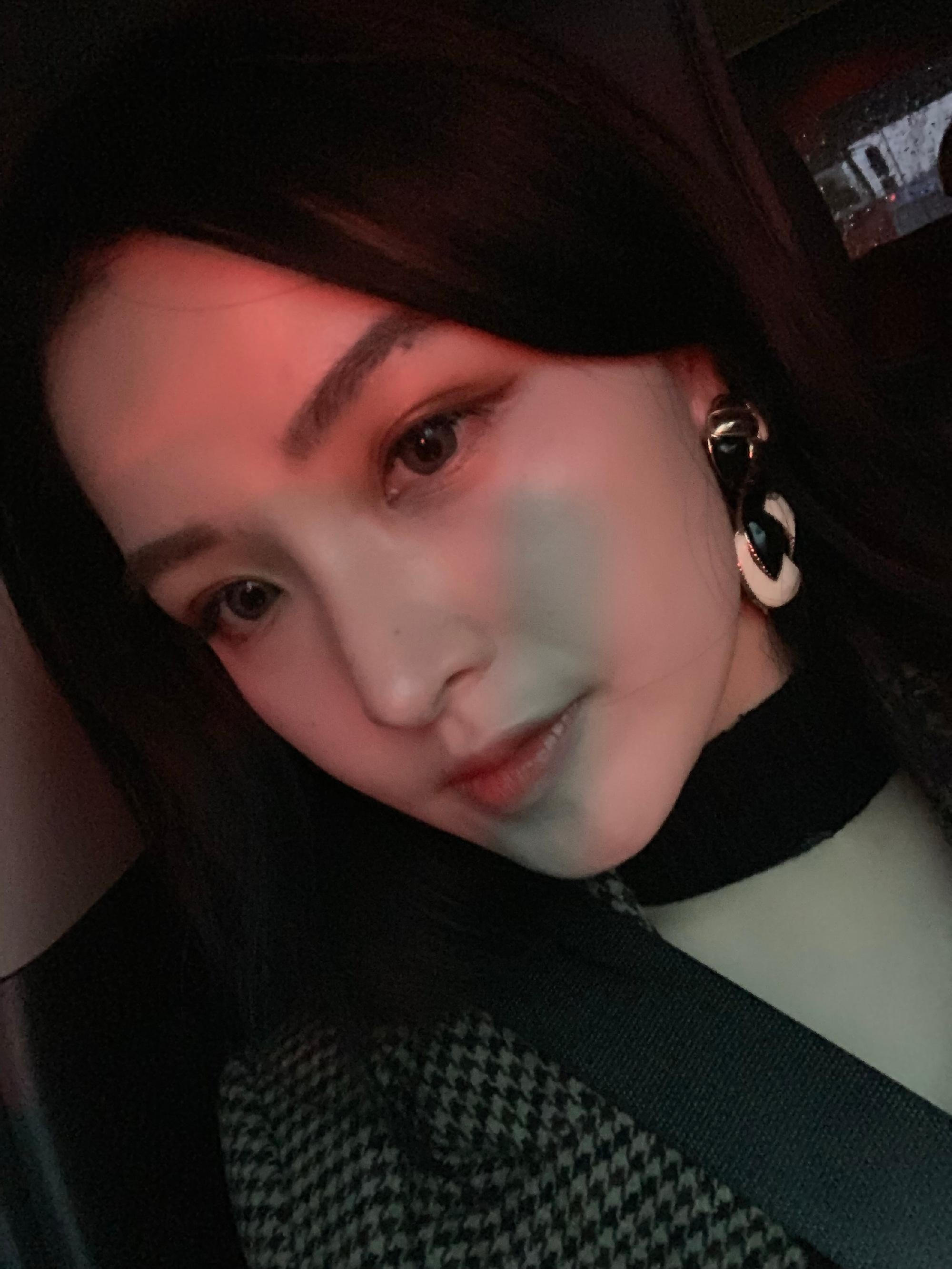 吕贝妮 上海戏剧学院影视表演专业 漂亮的处女座姑娘 坐标上海