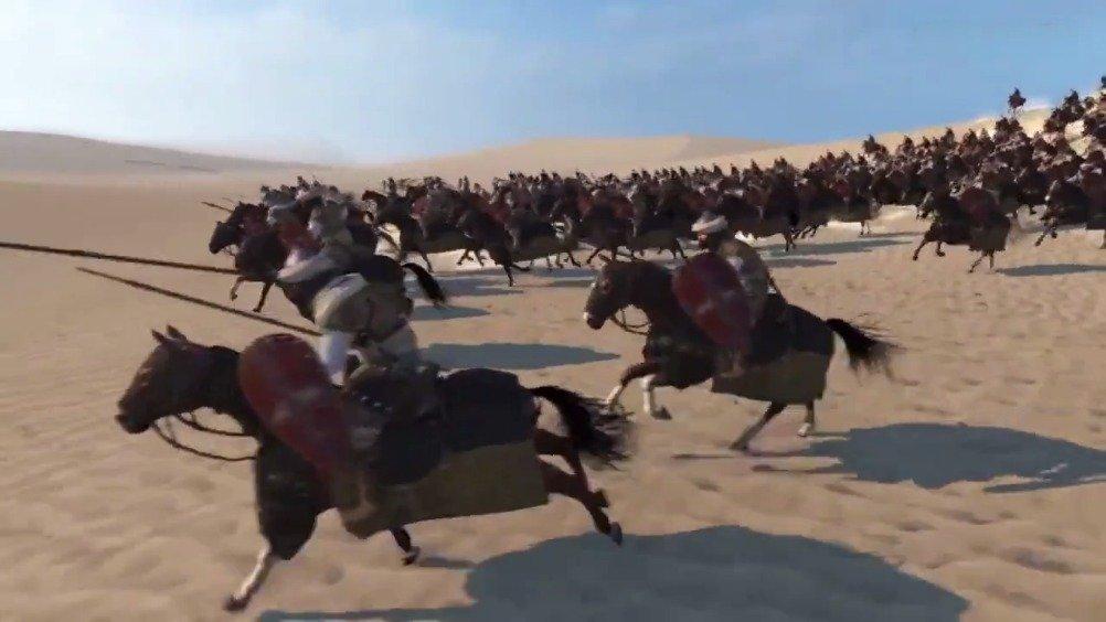 《骑马与砍杀2》预告CG 勾起我的童年回忆