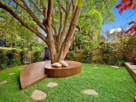 城市景观创意丨树池