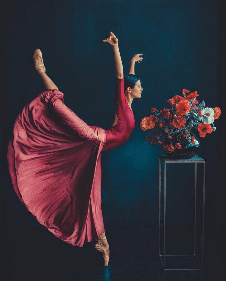 致敬芭蕾舞者 | cr.dan_hecho