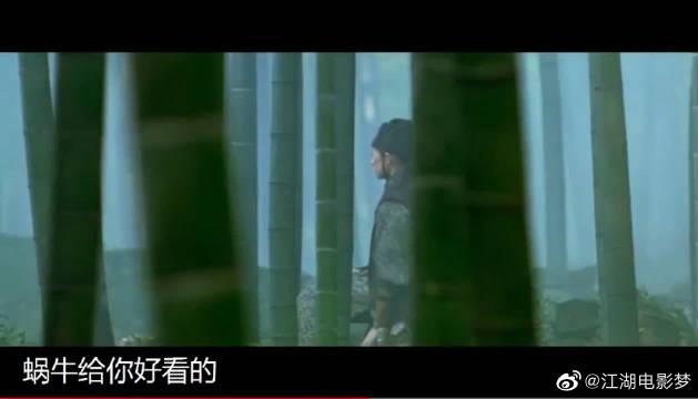 美如画的武侠电影,像极了中国的山水画,场面壮观,先睹为快