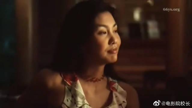 横行霸道中王敏德追的这个女演员谁认识?很清纯啊!