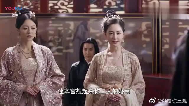 三生三世十里桃花:白浅探望夜华,不想竟被乐胥娘娘逼婚,尴尬了!