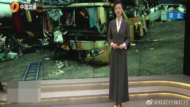 26死4伤的重特大交通事故,客车突然爆胎失控!我的天啊