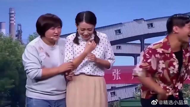 卜钰看上了贾玲:小胖丫头,能不能跟我处个对象啊,贾玲笑了!