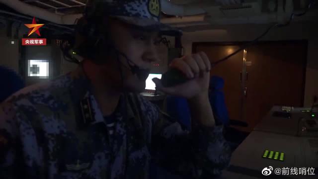 燃到爆!海军气垫登陆艇出动气场全开