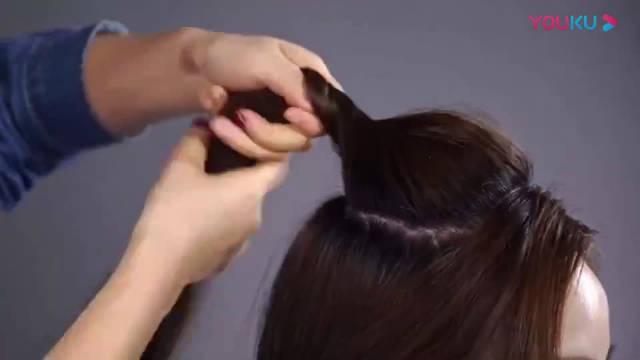 时尚美妆分享:一分钟学会杨幂的lob卷发