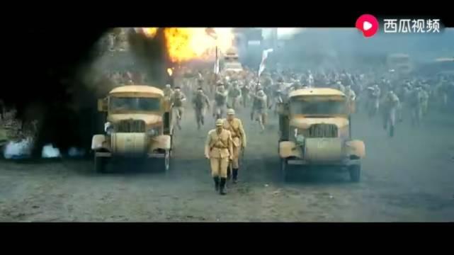 影视大片-《登陆之日》影片中最精彩的部分,日军与坦克部队的绞杀