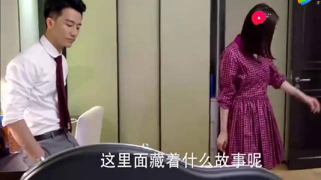 杨幂被黄轩的五次激吻成功俘获!有没有看的很心动?
