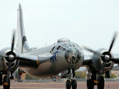 B-29代表二战最高轰炸机技术,那么设计制造它到底有哪些困难