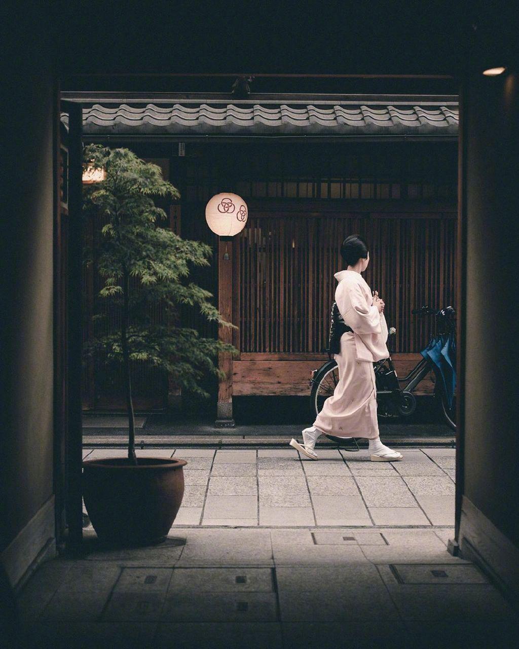 京都的美,一两句话说不明白......