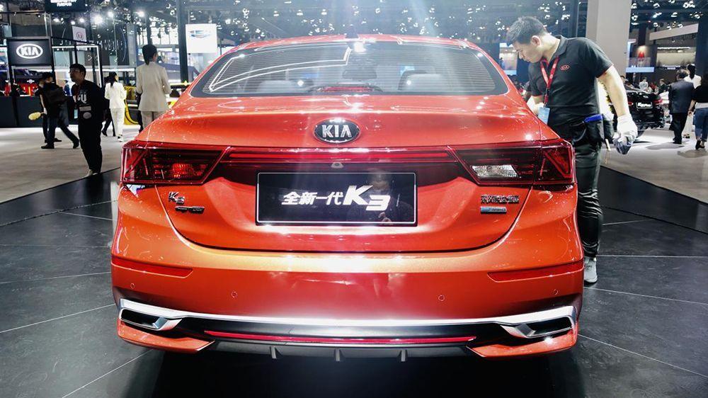 """静态评测新一代起亚K3:A级车""""小鲜肉""""是否内外兼修?"""