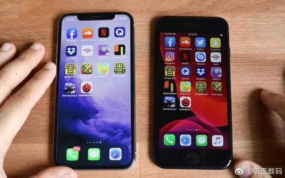 同样搭载iOS13,iPhone X速度不及iPhone 7?看完视频算是涨知识了