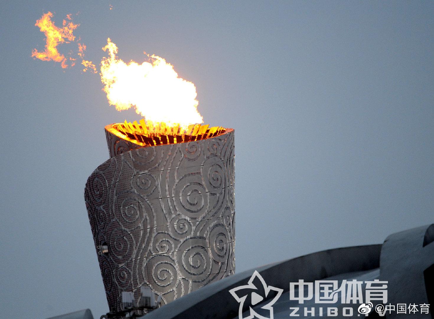 11年前的今天,北京奥运会圣火在北京国家体育场的主火炬塔缓缓熄灭