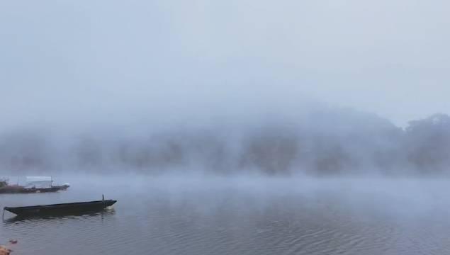水墨江南,遇见云和湖