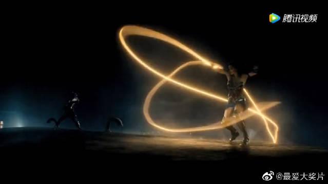 世界第一战神,这一刻竟使出万磁王的招数,打败了神奇女侠!