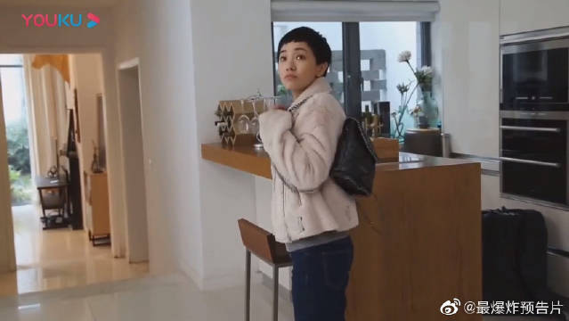 花絮:郭采洁将爱情片演成了恐怖片,连自己都绷不住笑场了