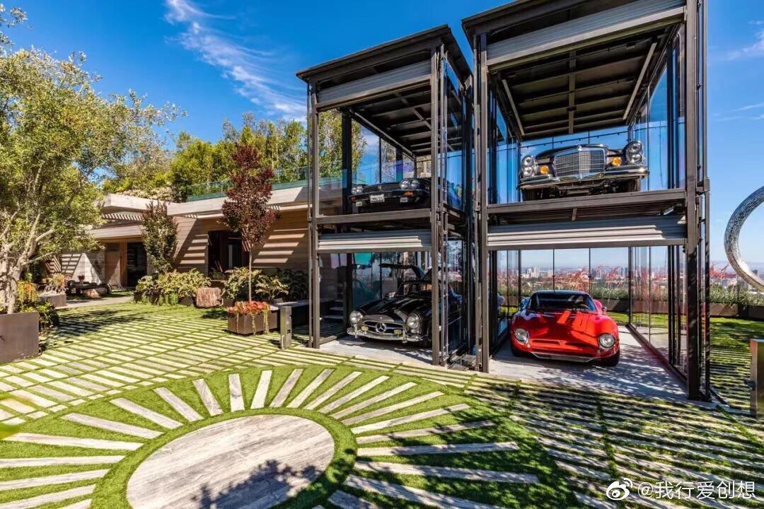 土豪的豪宅设计