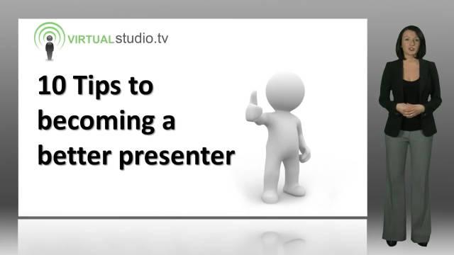 @微博教育 如何成为很好的演讲者 10 Tips to Becoming a better p