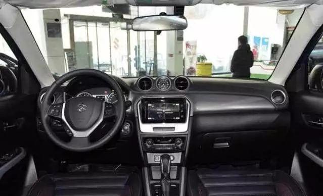 铃木终于了解中国市场,新车外观不输哈弗H6,标配ESP还带四驱!