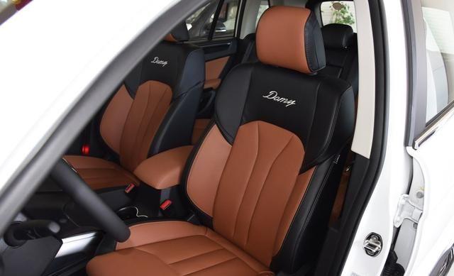 众泰大迈X5:硬朗的车身线条,彰显独特的个性