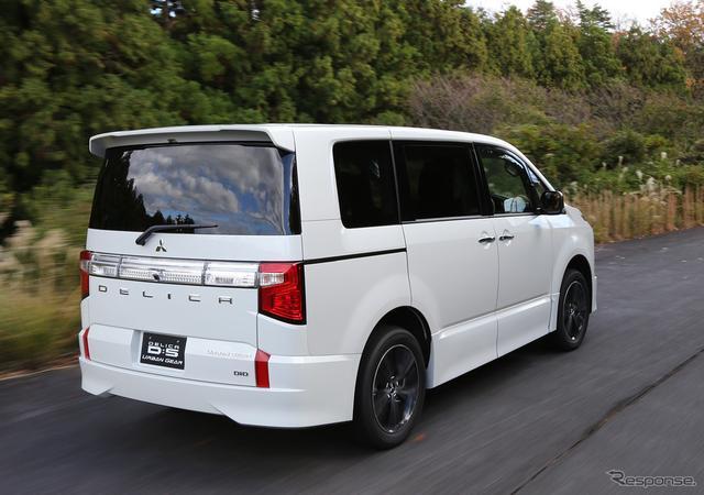 三菱在日本销量No.1车型,柴油四驱加6AT,可惜引入国内无望