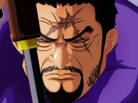 海贼王:年轻时的藤虎眼睛根本就没瞎,曾是雷利牌友,罗杰的船员