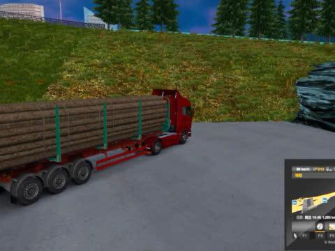 货车女司机超载,绕山路行驶中被困无人区,第27期