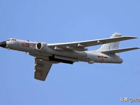 我军轰六是战略轰炸机吗?不是,中国88年退役的这款装备才是