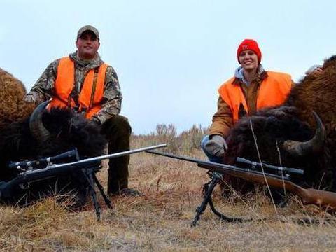 承担肉食来源的美国国兽,先被挽救后被捕杀,一度只有20只
