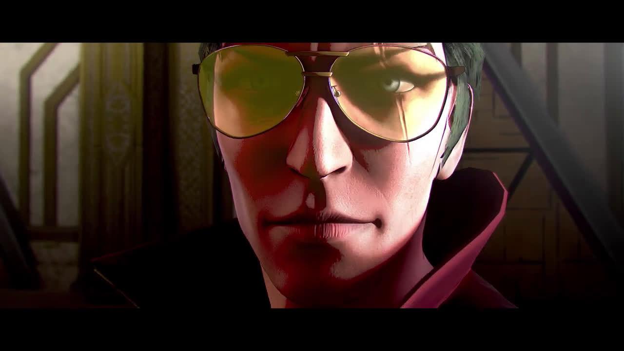 SUDA51《英雄不再 3》E3预告片,2020年发售