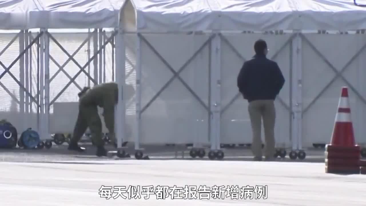 日本邮轮被困者女儿:担心父母被感染