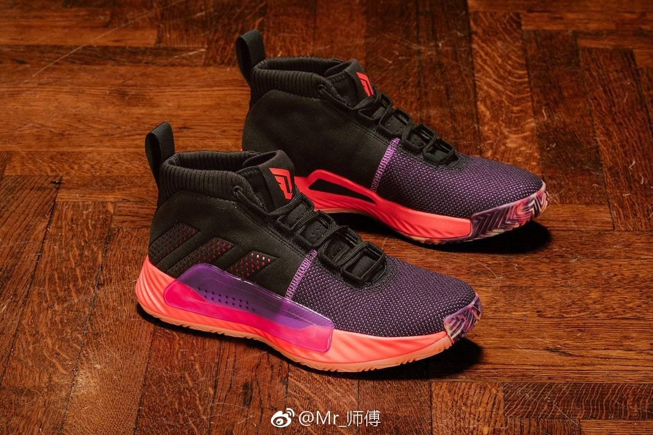 online store 333a7 309ed ... Black Culture ),只有Dame 5、Harden Vol.3 、 Ultra Boost 1.0和 Mad Bounce  2018(国内没有上市),所以D Rose 9的紫罗兰配色并不是本次Adidas黑人月的配色!