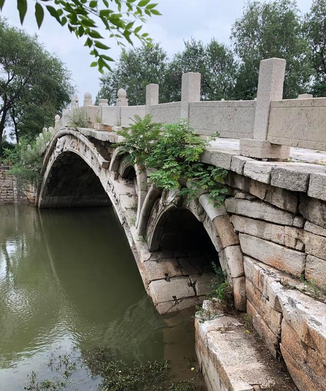 """它被称为赵州桥的""""姊妹桥"""",名气不大,却保留了更多原始风貌"""