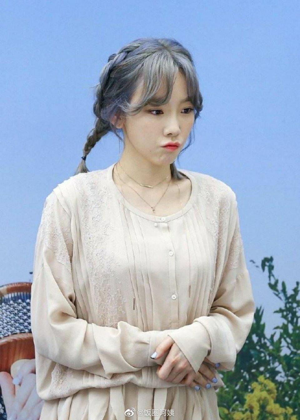 南韩两大top级女爱豆,金泰妍和IU