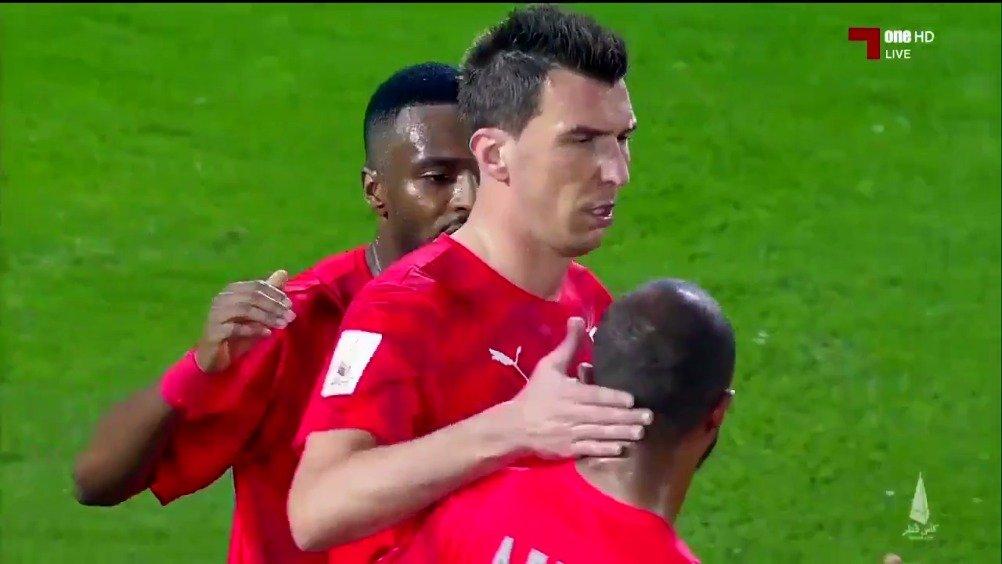 曼朱基奇卡塔尔联赛首球,杜海勒2-0赢球