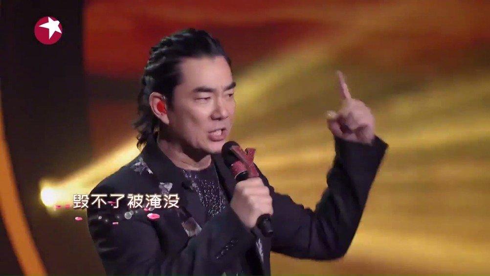 任贤齐,刘宇宁-《天涯》live。这首歌比较特别