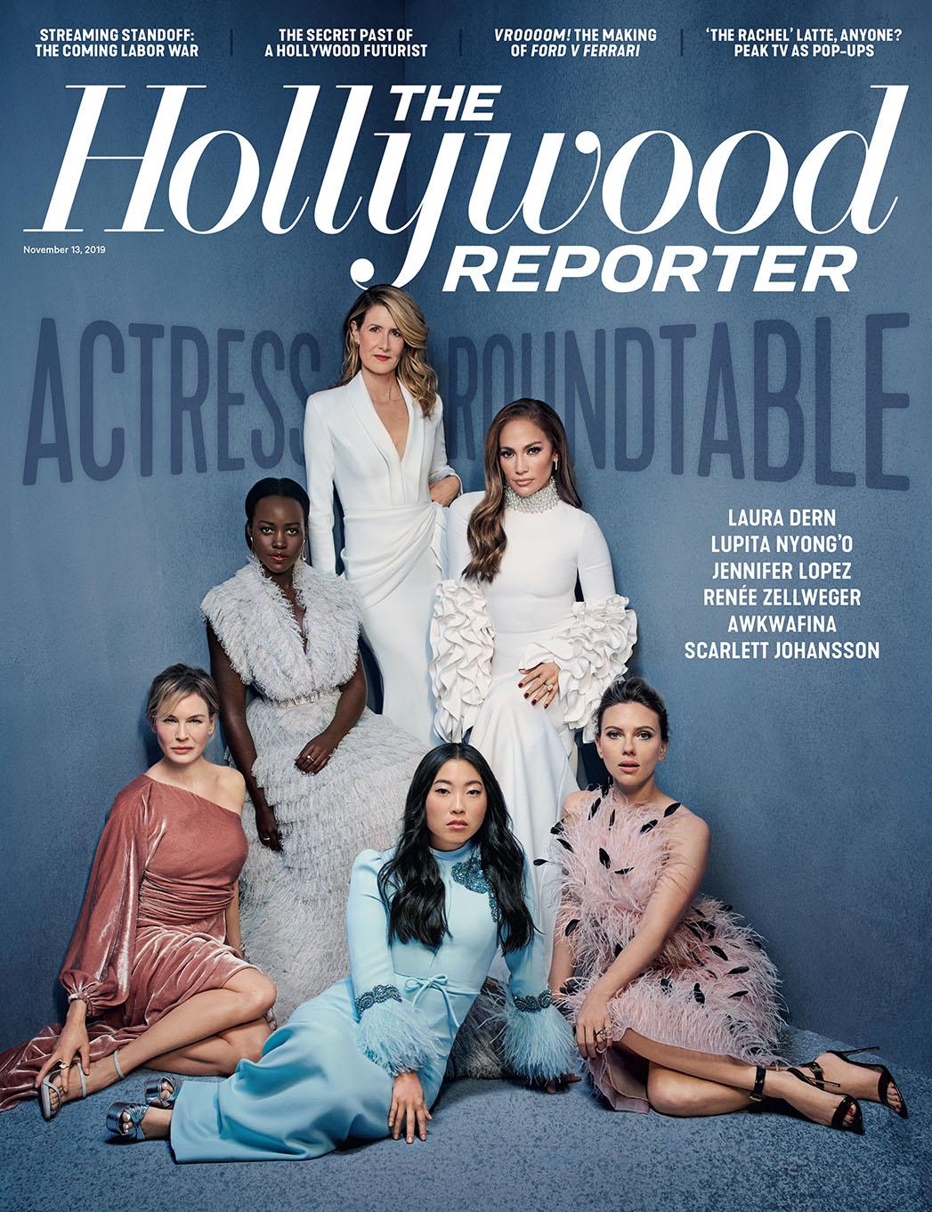 斯嘉丽·约翰逊、Jennifer Lopez、蕾妮·齐薇格、劳拉·邓恩、露皮塔·尼
