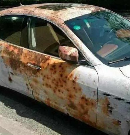 老是有人找你借车咋办?学学这位玛莎拉蒂车主