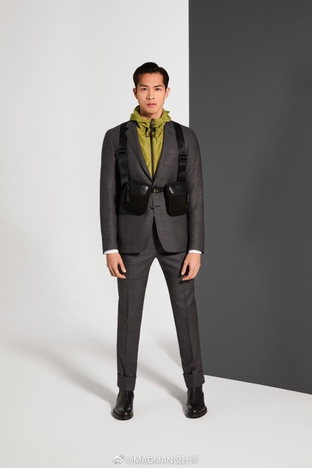 今日时装周 | Canali Menswear F/W 2020/21