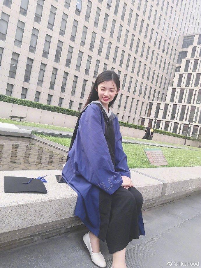 我和北京林业大学合个影