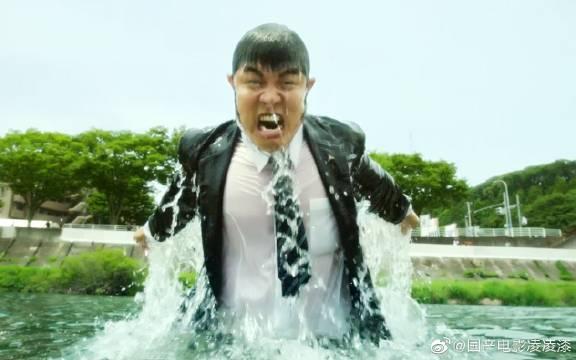 《俺物语》小伙长得太可怕,下水救人竟吓得小孩学会了游泳!