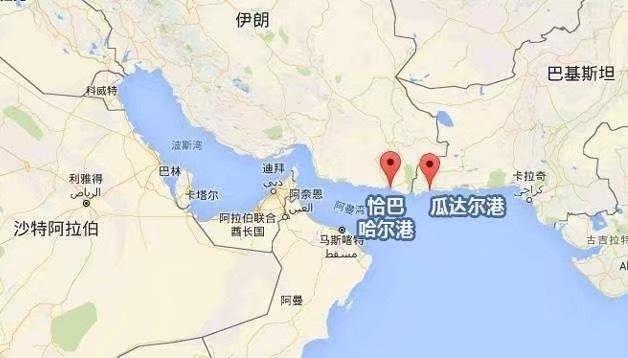 伊朗献上咽喉港口,请印度出兵阻止美军,神盾舰编队赶到波斯湾